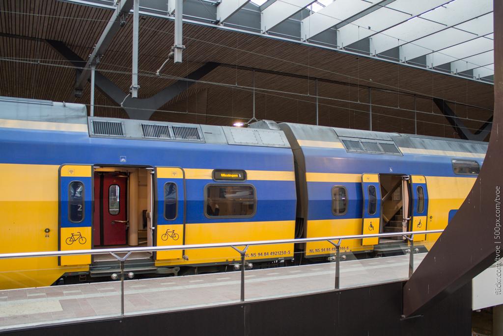 Центральный вокзал Роттердама