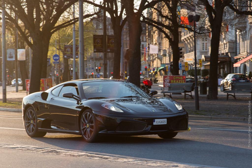 Автомобили Стокгольма